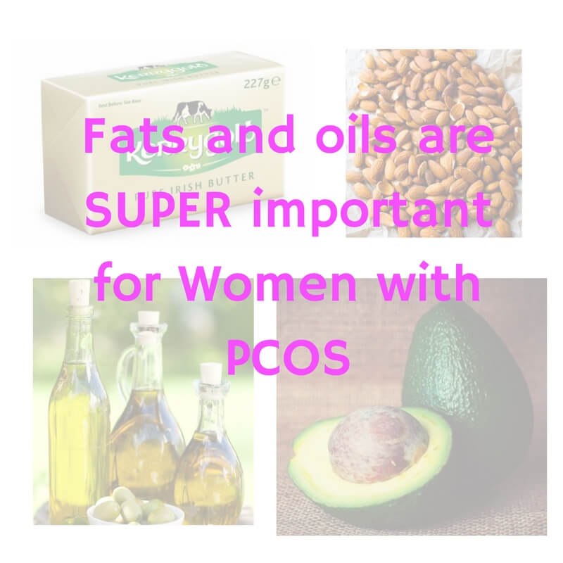 Hip-Hoo-Horray for Fats for Women with PCOS.